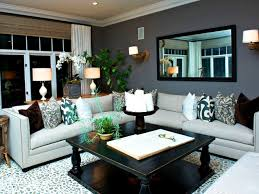 Animal Print Furniture Home Decor by Grey And Tan Living Room Classic Furniture Design Black Leather