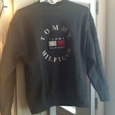 vintage hilfiger sweaters hilfiger vintage hilfiger crewneck sweatshirt from