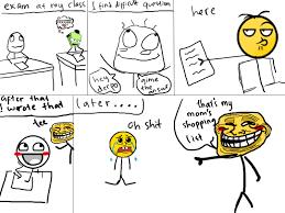 Troll Meme Comics - rage comic troll by noogaider on deviantart