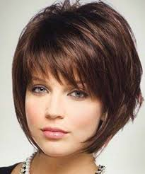 how to cut womens hair with double crown 25 beautiful short haircuts for round faces thin hair short