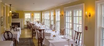 dining room restaurant best restaurants in vermont windham hill inn townshend vt