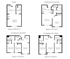 senior housing floor plans anacortes wa senior living floor plans