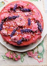 vanilla strawberry u0026 rose victoria sponge cake big birthday