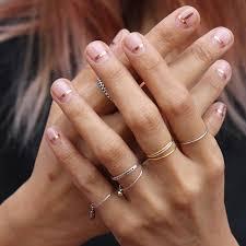 minimalist nail designs short natural nails minimalist nails