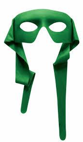 green mardi gras mask mens green masked with ties venetian mardi gras mask costume