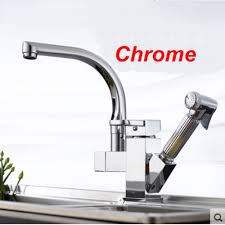 wholesale kitchen faucets 2018 wholesale uythner chrome brass kitchen faucet pull out