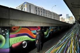 newest underground at ink block boston u0027s newest park opening under i 93