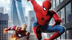 spider man homecoming iron man 4k hd desktop wallpaper 4k