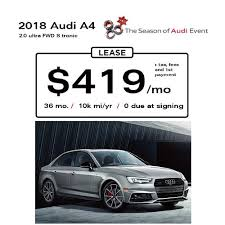 audi a4 lease specials audi marietta lease specials audi lease deals near atlanta