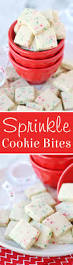 sprinkle cookie bites u2013 glorious treats