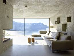 photos of home interiors cold yet comfortable 13 surprisingly inviting concrete home