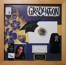 graduation memory box lakes high custom made graduation memory album page shadow