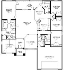 2508 B House Plan floor plans home building designs