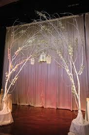 tree branches decor tree branch decorations wedding wedding corners