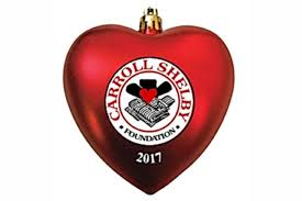 carroll shelby foundation s collectible 2017 ornament