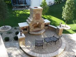 Outdoor Fire Places by Outdoor Fireplaces Best Hardscape Company In The Indy Area