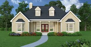 house designers affordable ranch 4676 3 bedrooms and 2 5 baths the house designers