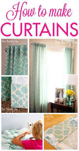 What Kind Of Fabric To Make Curtains Best 25 Easy Curtains Ideas On Pinterest Tab Curtains How To