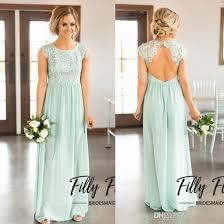 seafoam green bridesmaid dresses 2018 chiffon mint green bridesmaid dresses for summer