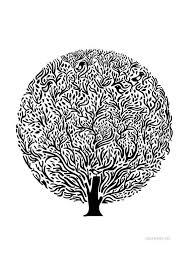 Design Black And White Best 25 Black And White Tree Ideas On Pinterest White Trees