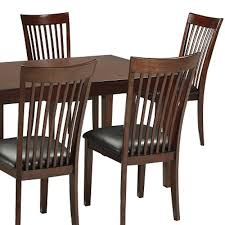 Mallenton Mission Dining Set - Mission dining room table