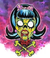 tattoo ideas zombie new school zombie tattoo idea best tattoo designs new school