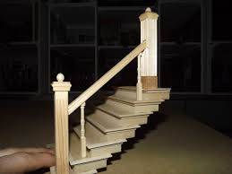 Victorian Banister Late Victorian English Manor Dollhouse 1 12 Miniature From