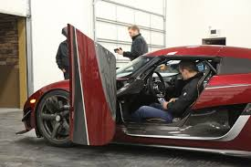 koenigsegg wrapped koenigsegg came to nevada to beat records u2013 move ten manual shift
