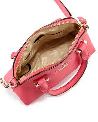 light pink kate spade bag kate spade new york cedar street mini maise crossbody bag cabaret pink