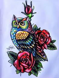 tribal owl tattoo free tribal owl tattoo designs archives tattoo design and art