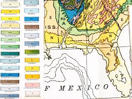 Map South Florida by Geologic Map Of Florida 1911