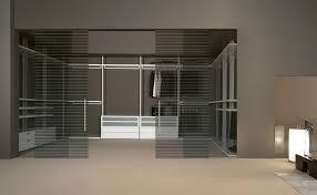 porte scorrevoli cabine armadio cabina armadio su misura vesta henry glass