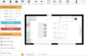 plans cuisine plan de cuisine gratuit logiciel archifacile