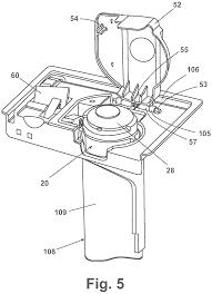 lexus rx300 o2 sensor location patent us8496823 water filter for refrigerator water dispenser