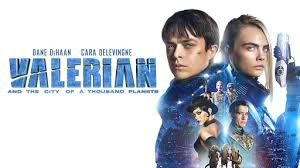 valerian official trailer 2 2017 luc besson sci fi action
