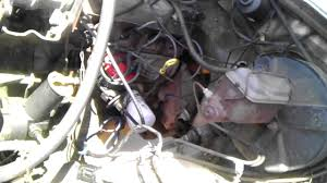 1986 f150 ignition and carb replace youtube