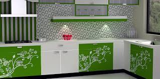 Designer Modular Kitchen - modular kitchens oren kitchen world