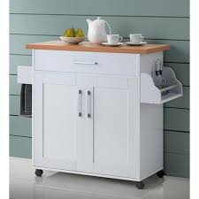 overstock kitchen island hodedah kitchen island free shipping today overstock com 17546796
