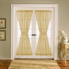 Patio Door Valance Curtain Blinds Navy Blue Curtains Nautical Door Curtains