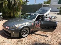 nissan 350z nismo v3 front bumper 350z racecar nasa spec z scca touring