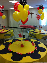 diy mickey mouse and minnie mouse decorations crafts for