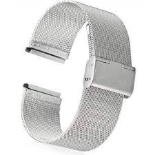 bracelet mesh images 24mm classic style milanese mesh bracelet n m vitopoulos jpg