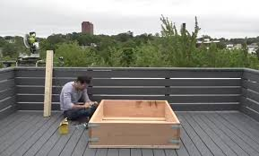 Backyard Planter Box Ideas Diy How To Make A Raised Bed Garden Planter Box 14 Diy Craft