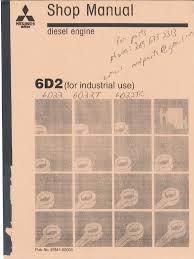 mitsubishi 6d22 engine service manual con texto reconocido pdf