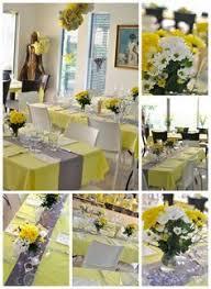 Baby Shower Decorations Yellow Gray And Yellow Baby Shower Decorating Ideas Via Tonya Love Of