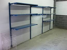 Garage Wall Organizer Grid System - oh shelf the garage storage specialists garage storage solutions for