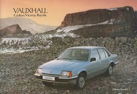 opel rekord 1980 vauxhall v 6 77 viceroy