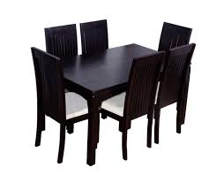 Six Seater Dining Table And Chairs 6 Seater Dining Table Sets Dining