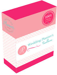 professional wedding planner the wedding planner s toolbox is a complete set of electronic