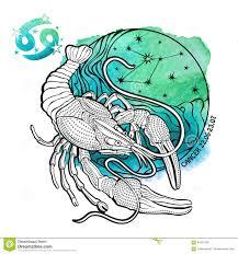 Astrology Sign Cancer Zodiac Horoscope Astrology Sign Stock Photos Image 35069323